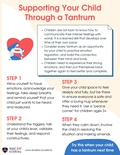 Supporting Your Child Through a Tantrum