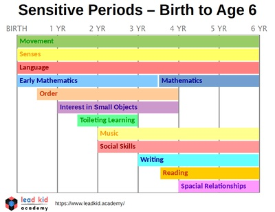 Sensitive Periods