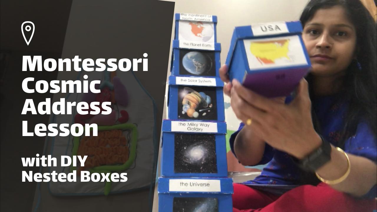 Click to view Montessori video lessons