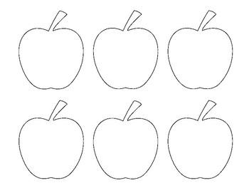 Apple shape pin punching
