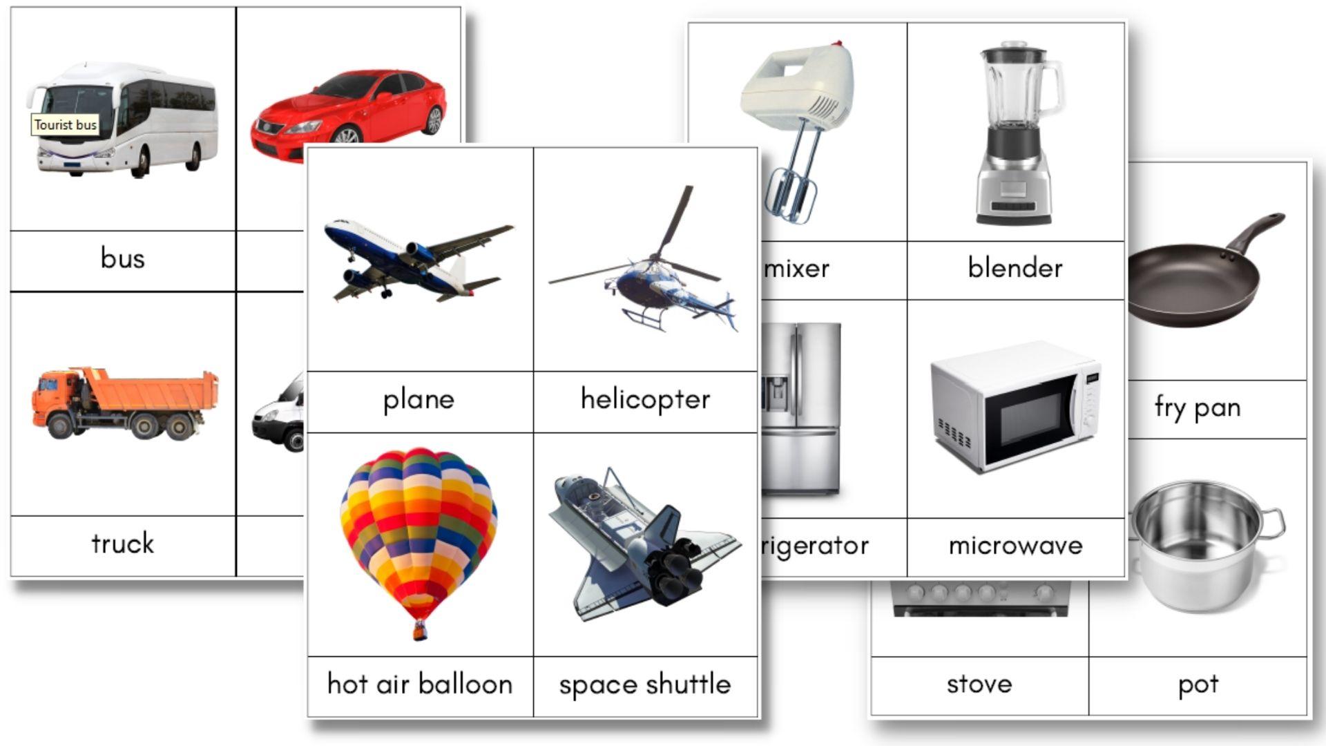 Click to view Montessori activities